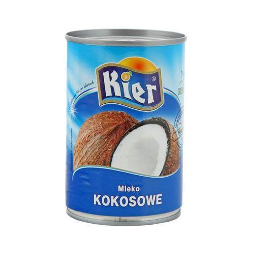 KIER 400ml Coconut Milk Mleczko kokosowe premium