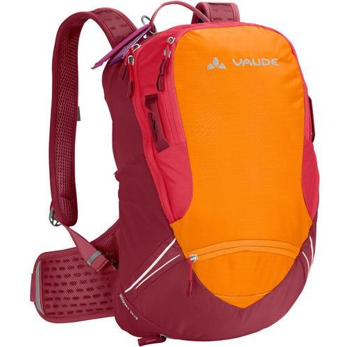52ed8c679a0a3 Vaude roomy 17+3 plecak kobiety pomarańczowy/czerwony 2018 plecaki rowerowe  - zdjęcie Vaude