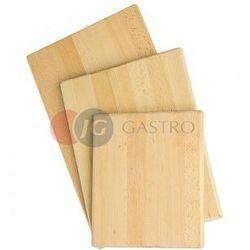 Deski kuchenne  Stalgast JG Gastro