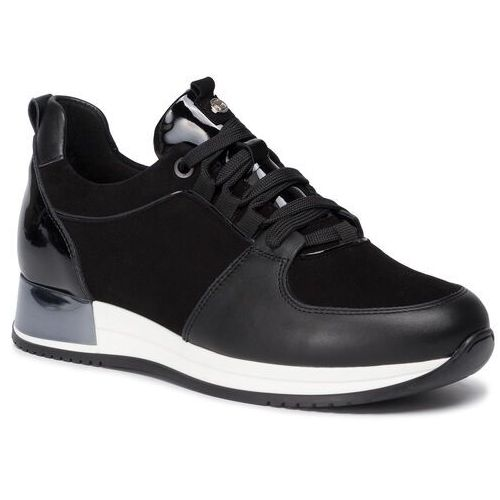Sneakersy NIK 05 0658 01 8 15 02 Różowy
