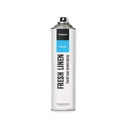 Maxczysto Odświeżacz powietrza ręczny 750 ml impeco fresh linen pwb112