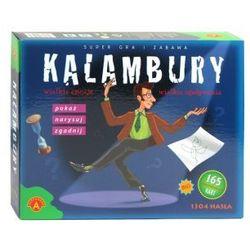 Alexander Kalambury. wersja big. gra planszowa