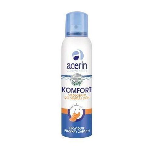 Aflofarm Acerin dezodorant do stóp i obuwia komfort 150ml - Sprawdź już teraz