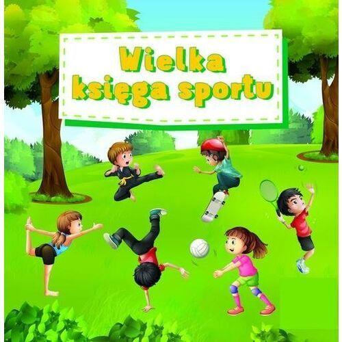 Wielka księga sportu (144 str.)