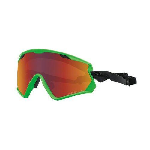 Gogle Narciarskie Oakley Goggles Oakley OO7072 WIND JACKET 2.0 707204