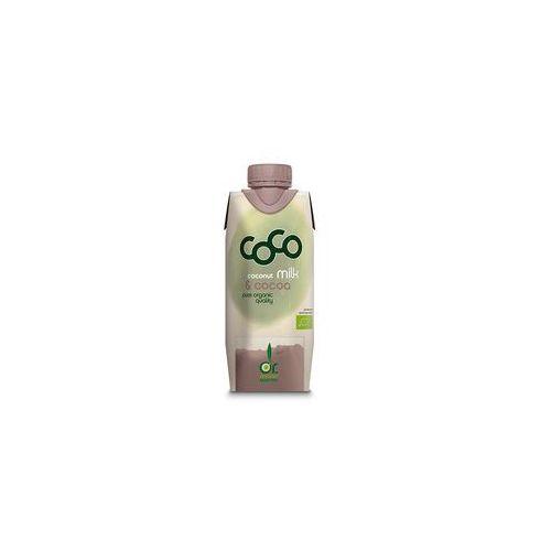 Coco dr. martins (wody kokosowe, mleko kokosowe) Mleko kokosowe z kakao bio 330 ml - coco (dr martins)