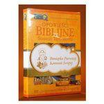 Opowieści biblijne ze starego testamentu (box 4 płyt dvd) zestaw komunijny marki Praca zbiorowa