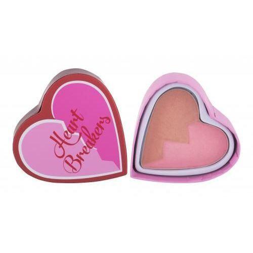 I Heart Revolution Heartbreakers Matte Blush róż 10 g dla kobiet Creative - Ekstra rabat