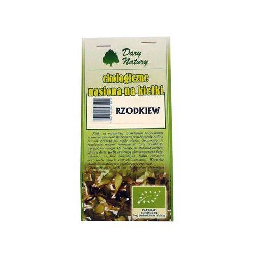 Dary natury - inne bio Nasiona rzodkiewki bio na kiełki 30 g - dary natury - Najlepsza oferta