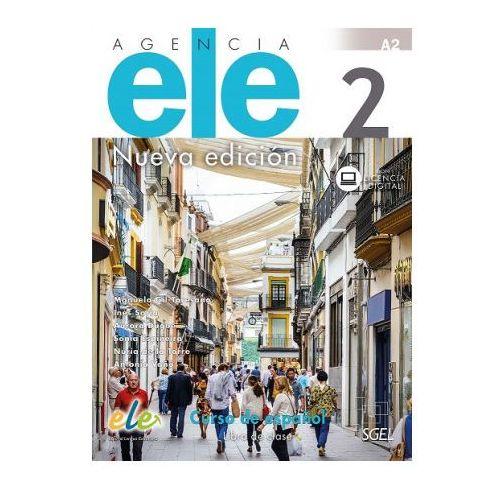 Agencia ELE 2 Podręcznik nueva edicion (2017)