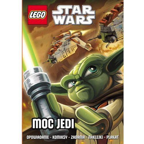 Lego Star Wars. Moc Jedi - Wysyłka od 5,99 - kupuj w sprawdzonych księgarniach !!! (9788325316884)