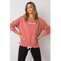 Różowa bluza damska 8F41C0 Oferta ważna tylko do 2031-09-24