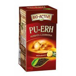 Czerwona herbata  BIG-ACTIVE dlapacjenta.pl