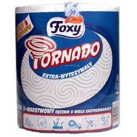 Higiena Ręcznik papierowy kuchenny 3w biały foxytornado