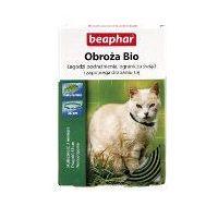 obroża bio dla kota (długość 35cm) marki Beaphar