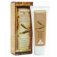 Wirovit Krem-balsam do masażu z pijawką lekarską 75ml