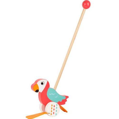 Zabawka do pchania dla dzieci - papuga Small foot design