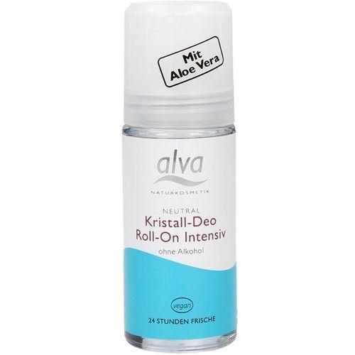 Alva Dezodorant-kryształ roll-on intensiv