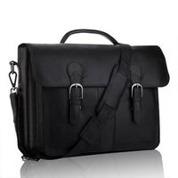 Skórzana torba męska z klapą betlewski cambridge