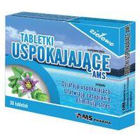 Tabletki Tabletki Uspokajające AMS x 30 tabletek