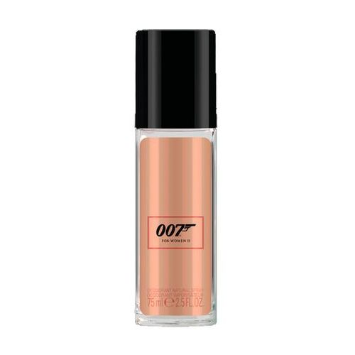 James bond 007 - for women ii dezodorant w sprayu dsp 75 ml dla pań