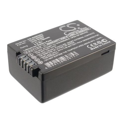 Panasonic DMW-BMB9 750mAh 5.55Wh Li-Ion 7.4V (Cameron Sino) (4894128036753)