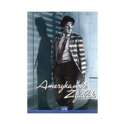 Amerykański żigolak (DVD) - Paul Schrader (5903570127045)