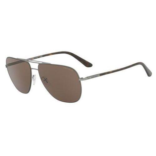 Okulary słoneczne ar6060 300373 marki Giorgio armani