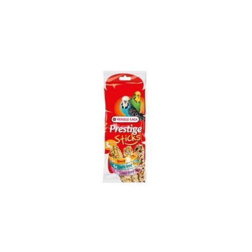 VERSELE-LAGA Prestige Sticks Budgies Triple Variety Pack 90 g - Mix 3 Kolb Dla Papużek - DARMOWA DOSTAWA OD 95 ZŁ!