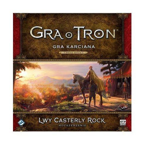Galakta Gra o tron lcg - lwy casterly rock (rozszerzenie)