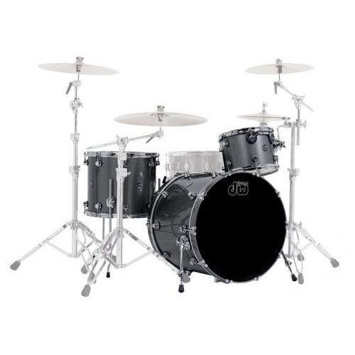 Drum Workshop Zestaw bębnów Performance Lakierowany Ebony Stain