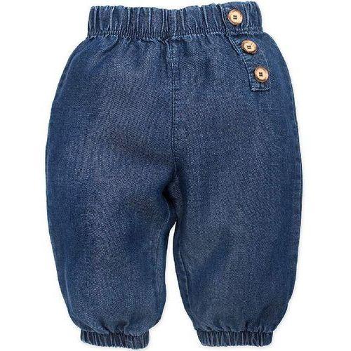 spodnie długie petit lou jeans 62-86 marki Pinokio