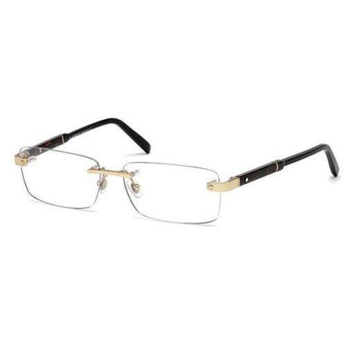 Okulary Korekcyjne Mont Blanc MB0617 028