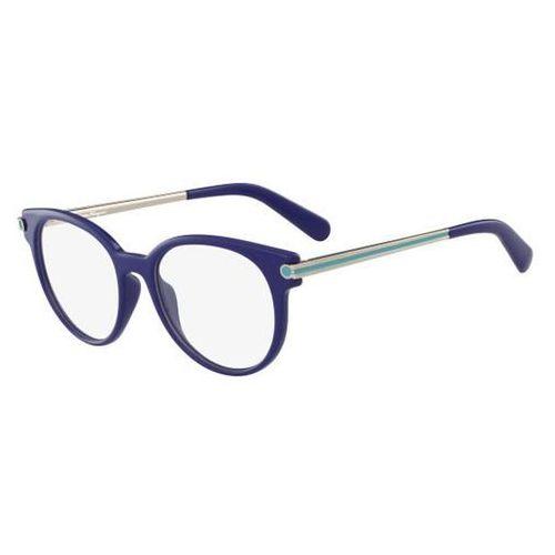 Okulary korekcyjne sf 2774 414 Salvatore ferragamo
