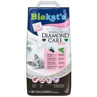 Biokats Biokat´s diamond care fresh, żwirek dla kota o zapachu pudru - 3 x 10 l
