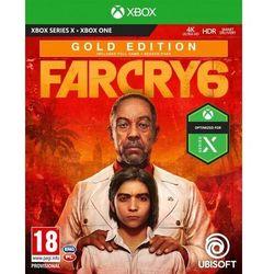 Ubisoft Gra xbox one far cry 6 złota edycja
