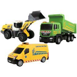 Pozostałe samochody i pojazdy  Dickie Toys InBook.pl