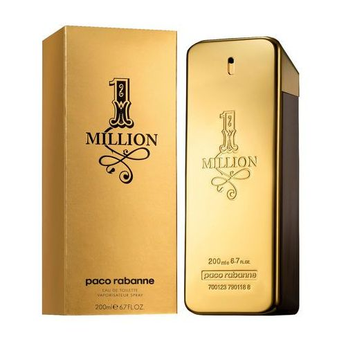Paco Rabanne 1 Million Men 200ml EdT