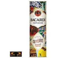 Rum Bacardi Superior 0,7l w tubie