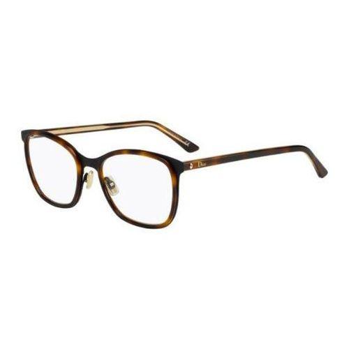 Dior Okulary korekcyjne montaigne 42 fip
