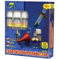 Laboratorium chemiczne zestaw 1 - Dromader