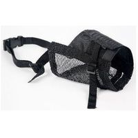 Dingo kaganiec nylonowy dla psa, rozm. 4 - rozm. 4 - obwód pyska: 22 - 30 cm