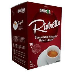 Ristretto delicitaly kapsułki do dolce gusto – 10 kapsułek marki Kapsułki dolce gusto