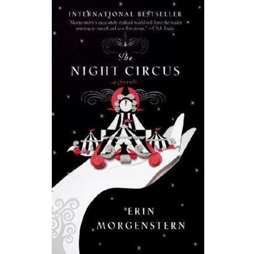 The Night Circus. Der Nachtzirkus, englische Ausgabe