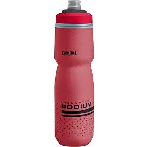 bidon podium chill 710 ml - kolor czerwony marki Camelbak