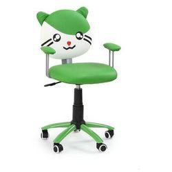 Zielony fotel dla dzieci tomi / gwarancja 24m / najtańsza wysyłka! marki Profeos.eu