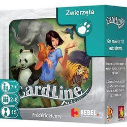 REBEL Gra Cardline: Zwierzęta
