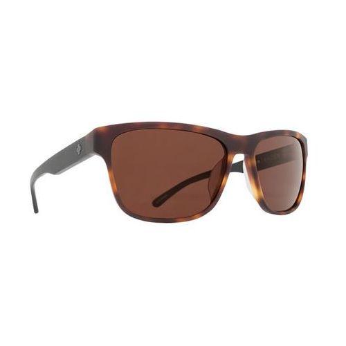 Okulary Słoneczne Spy WALDEN Walden Matte Blonde Tort/Matte Black - Happy Bronze