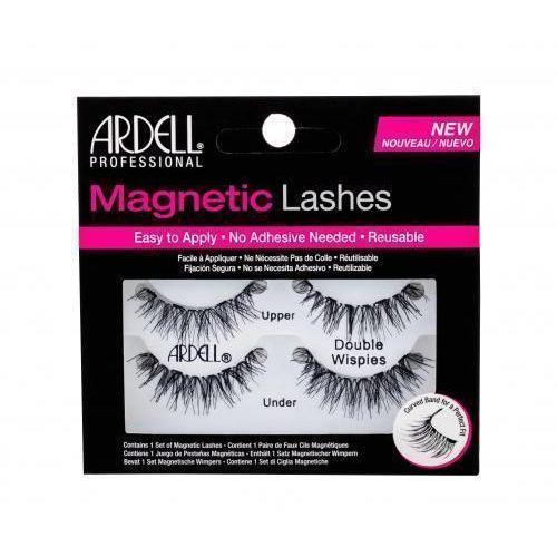 Ardell Magnetic Lashes Double Wispies sztuczne rzęsy 1 szt dla kobiet Black - Niesamowity rabat