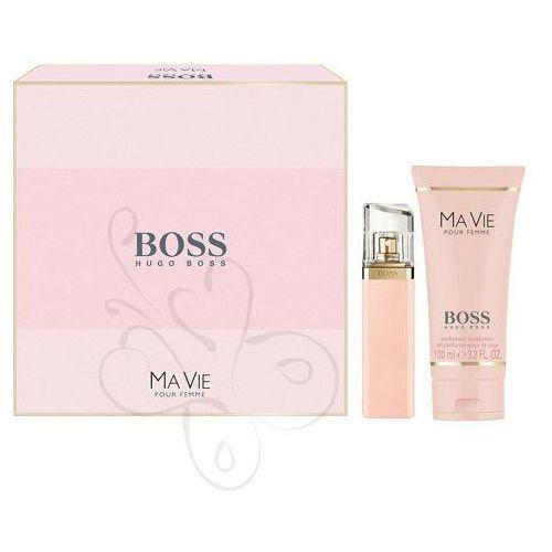 b456aa0b Ma vie pour femme. zestaw woda perfumowana, 75ml + balsam do ciała, 200ml  (Hugo Boss)